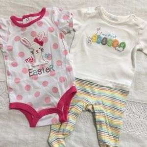 Bundle of 2 - First Easter Outfits🐰